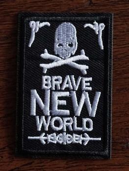 """Applicaties  """" Doodskop brave new world """""""