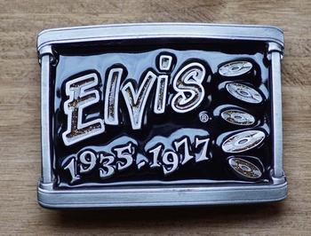 """Elvis buckle  """" Elvis 1935 - 1977 """""""