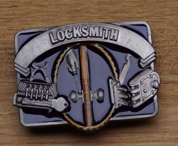 "Losse gesp  "" Lock smith ""  ( Slotenmaker )"