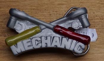 "Losse gesp  "" Mechanic ""  ( Monteur )"