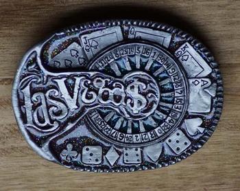 "Belt buckle / Riem gesp  "" Las vegas """