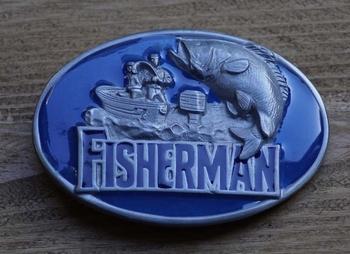 "Losse gesp  "" Fisherman ""  ( Visser )"