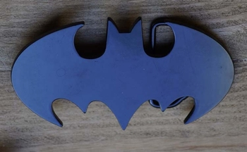 "Gesp buckle  "" Batman ""    Zwart"