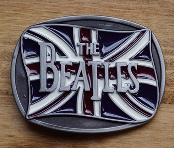 "Belt buckle  "" The Beatles """