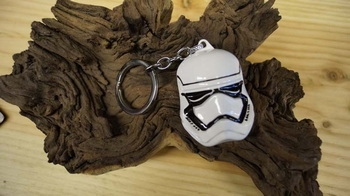 "Sleutelhanger  "" Star Wars ""   Clone Trooper"
