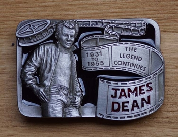 "Muziek gesp  "" James Dean "" The Legend continues"