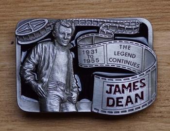 "Muziek gesp  "" James Dean "" The Legend continues UITVERKOCHT"