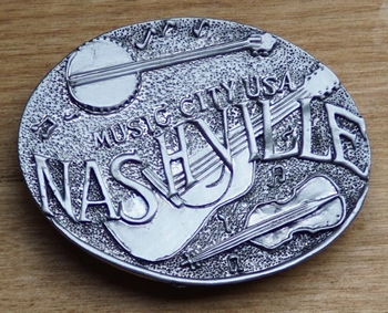 """Muziek gesp  """" Nashville """""""
