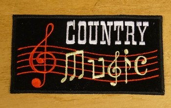 "Applicaties  "" Country music """