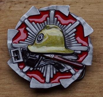 "Beroep buckle  "" Brandweer ""   ( accessoires )"