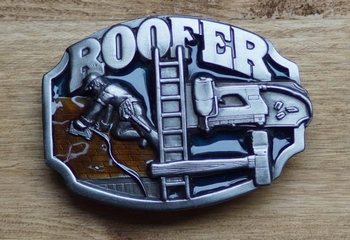 "Losse gesp  "" Roofer ""  (  Dakdekker )"