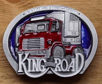 "Riem gesp  "" King of the Roal ""  Vrachtwagen"