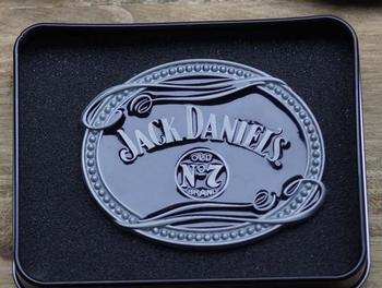 "Losse gesp  "" Jack Daniels old no 7 brands """