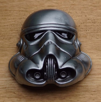 "Gesp buckle  ""  Captain Phasma """