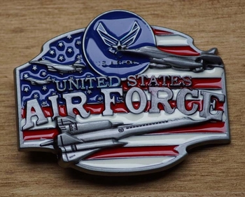 """Gesp buckle  """"  Air Foree United States """""""
