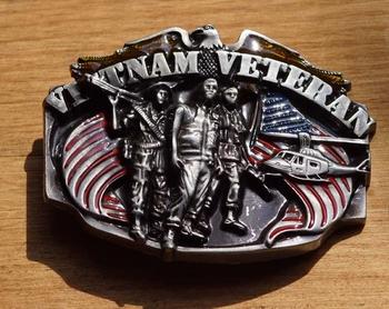 """Gesp buckle  """"  Vietnam veteran """""""