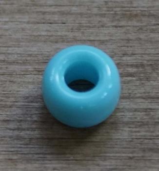 """Kraaltje  """" 0,5 cm """"  Zee groen / blauw"""