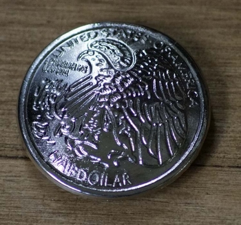 "Concho  "" United state of America ""  Halve dollar adelaar"