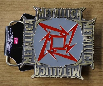 "Music band gesp  "" Metallica ""     UITVERKOCHT"
