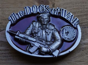 "Losse gesp  "" The dogs of war ""  ( Commando )"