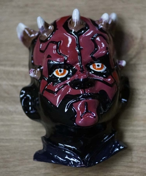 "Gesp buckle  ""  Darth Maul  ""  Star wars"