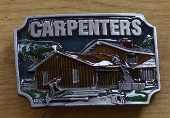 "Losse gesp  "" Carpenters ""   (  Timmerman )"