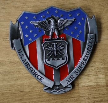 "Gesp buckle  ""  US Air Force  """