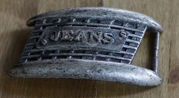 "Gesp / buckle "" Jeans """