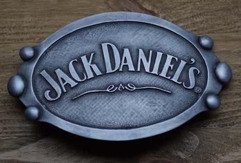"Belt buckle   "" Jack Daniel's  """