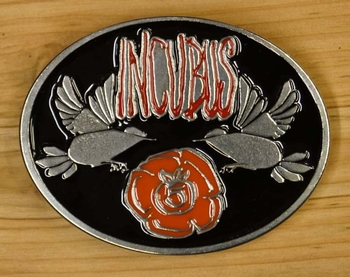 "Belt buckle  "" Incubus """