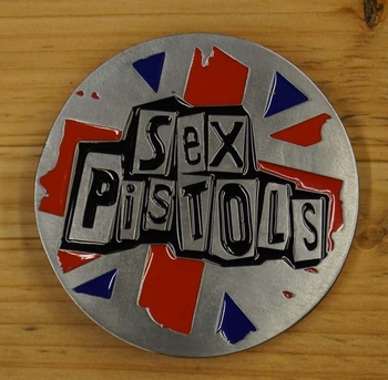 "Belt buckle  "" Sex Pistols """