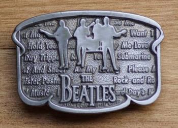 """Muziek gesp  """" The Beatles """""""