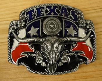 "Texas buckle  "" Longhorn  ""  UITVERKOCHT"