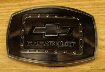 "Verzamel buckle  "" Chevrolet """