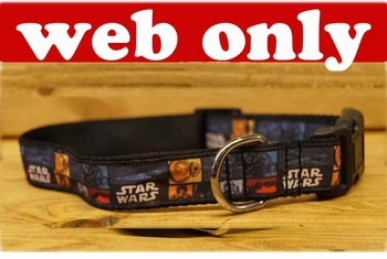 "Canvas hondenhalsband  "" Star Wars """