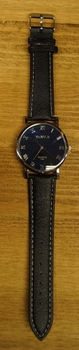 """Heren horloge   """" Zwart """""""