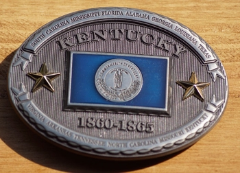 "Buckle / gesp  "" Kentucky """