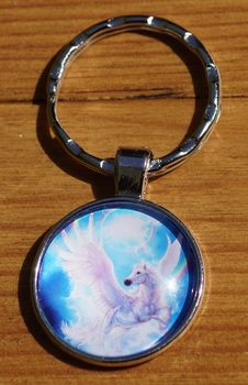 """Sleutelhanger  """" Pegasus  """""""