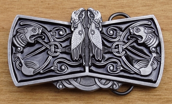 "Buckle / gesp  "" Birds & Beasts """