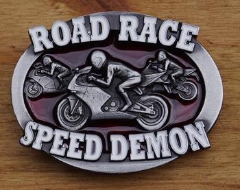 """Buckle / gesp  """" Road race """""""