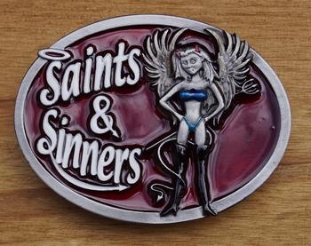 "Humor gesp  "" Saints & sinners """