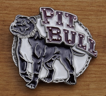 "Riem buckle  "" Pittbull """
