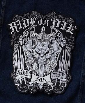 """Applicaties  """" Ride or die biker for free """""""
