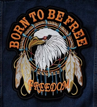 "Applicaties  "" Born to bee free, freedom """