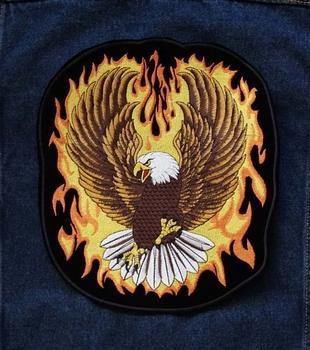 """Applicaties  """" Adelaar in vlammen """""""