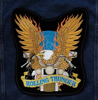 "Applicaties  "" Rolling thunder """