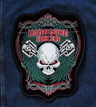 """Applicaties  """" Hardbone biker """""""