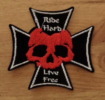 "Applicaties  "" Ride hard, live free """