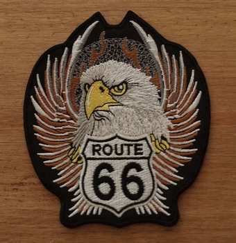 "Applicaties  "" Route 66  adelaar """