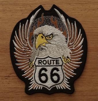 """Applicaties  """" Route 66  adelaar """""""